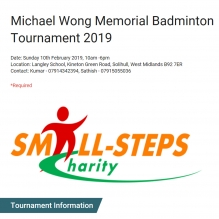 Michael Wong Memorial Tournament